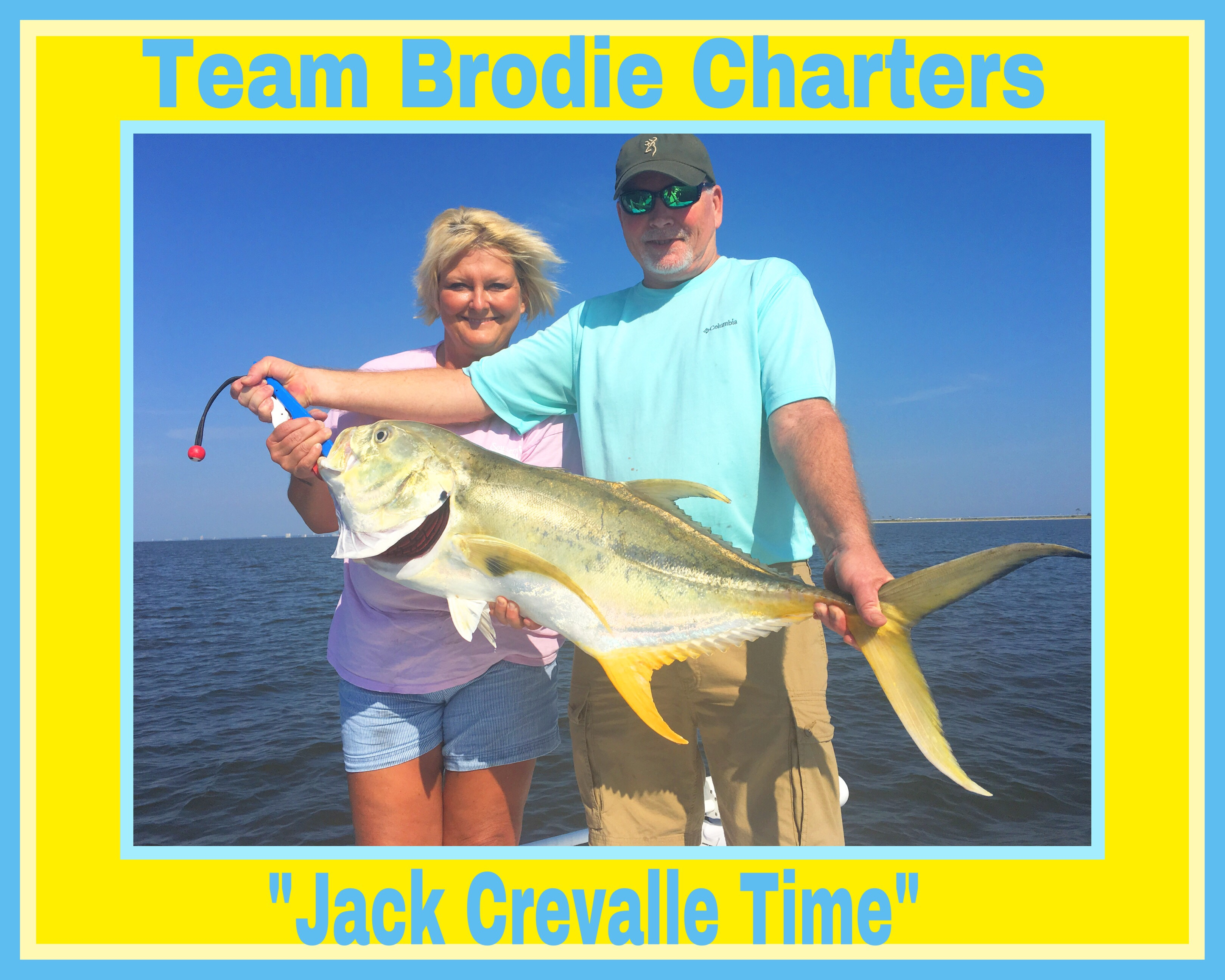 Biloxi mississippi charter boat fishing was awesome today for Biloxi fishing charters